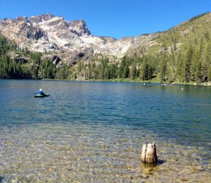 Feather River Fishing, Graeagle Golf, Sierra Buttes Hiking